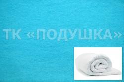 Купить бирюзовый махровый пододеяльник  в Самаре