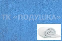 Купить голубой махровый пододеяльник  в Самаре