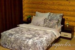Купить постельное белье из бязи «Гравюра» в Самаре